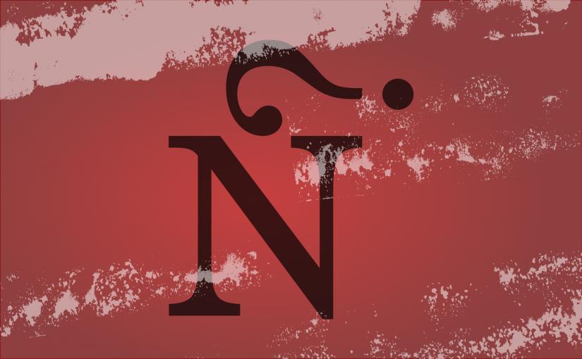 El programa NEW: foc a la ñ!
